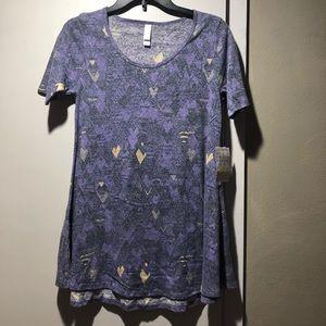 LuLaRoe Perfect t Shirt size XXS NWT